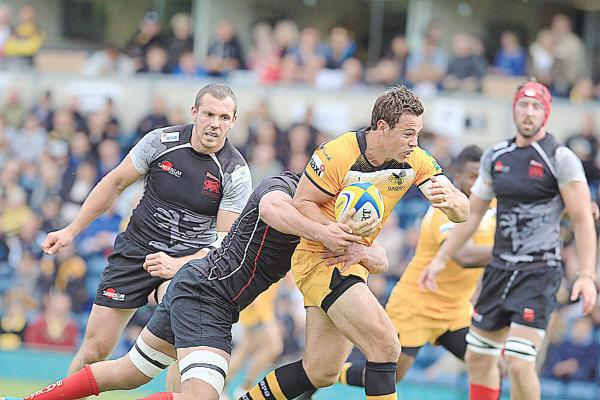Rob Miller is one of Wasps' big summer signings