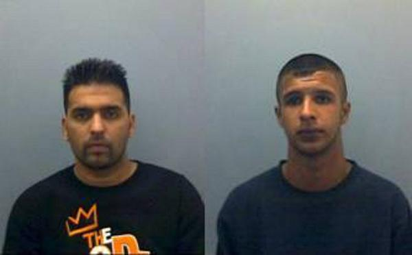 Wycombe men jailed for setting fire to vehicles