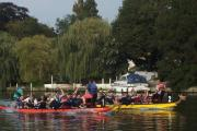Fun and frolics on the water for successful regatta