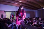 Department store wows customers at charity fashion show