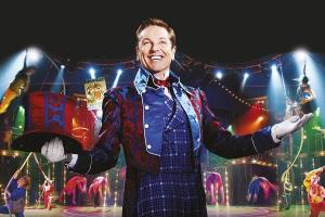 Brian Conley on learning to walk the tight rope for his new role