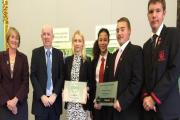 Award for High Wycombe academy