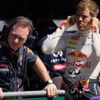 Bucks Free Press: The working relationship between Christian Horner, left, and Sebastian Vettel, right, is coming to an end