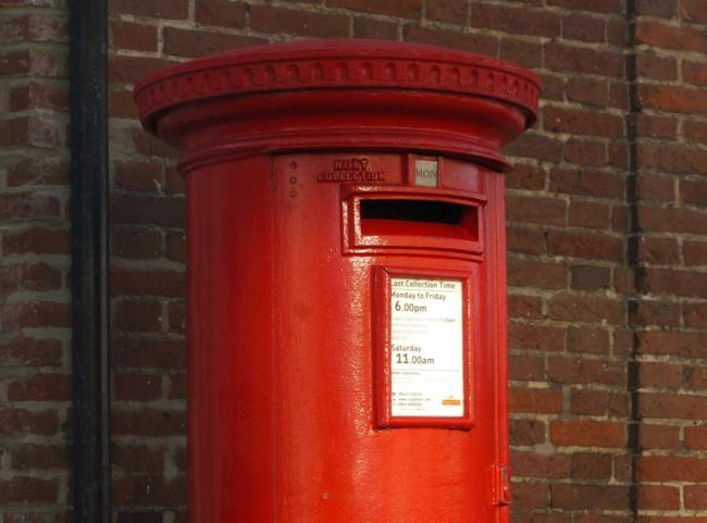 Nine postboxes smashed open by sledgehammer in mail theft
