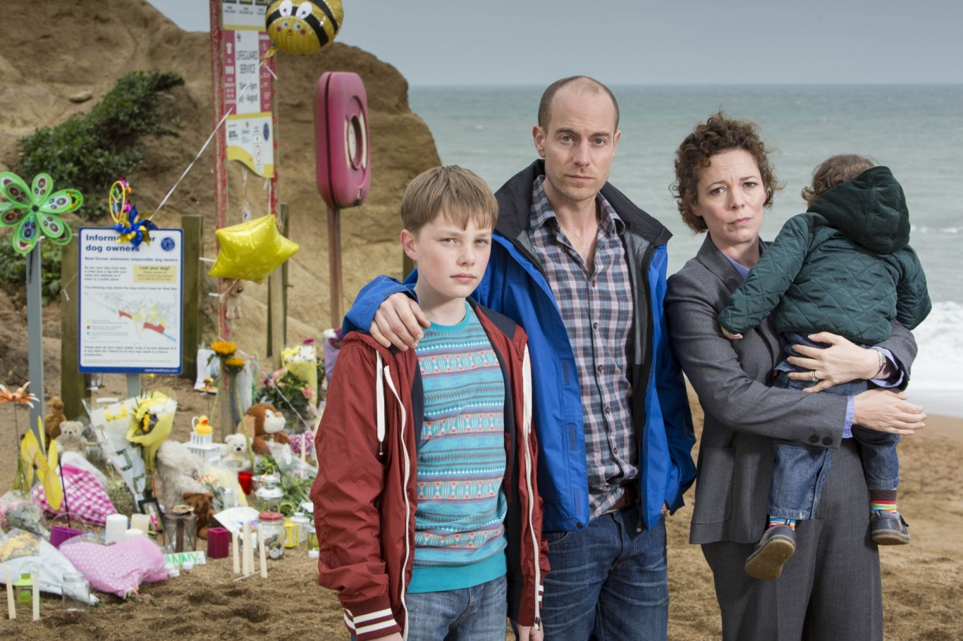 Matthew Gravelle has no idea how Broadchurch series 2 will end
