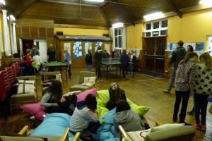 Children jump at the chance to try new village youth club