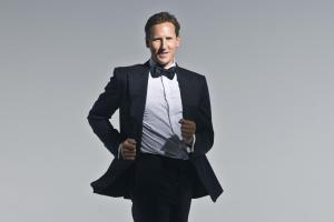 Brendan Cole set to dance onto the stage in South Bucks this weekend