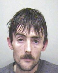 Finally convicted: Anthony Flynn got jail and ASBO