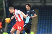 Wycombe were on top for large parts of their latest League Two match.