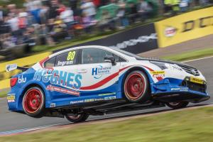 Ingram signs up for second BTCC season