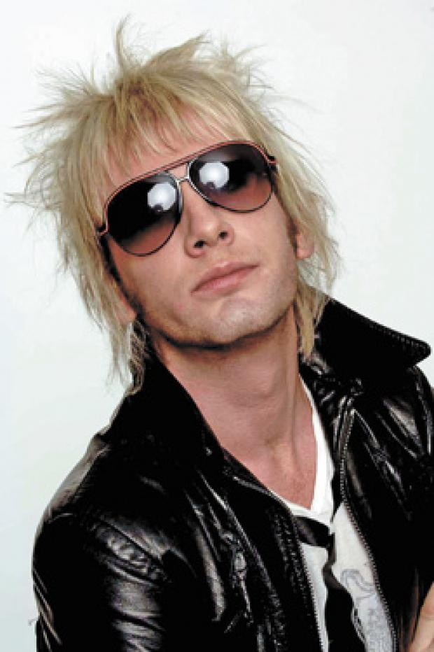 Patrick Brannan aka Donny Tourette is in Celebrity Big Brother