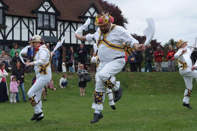 File picture from Cookham Festival