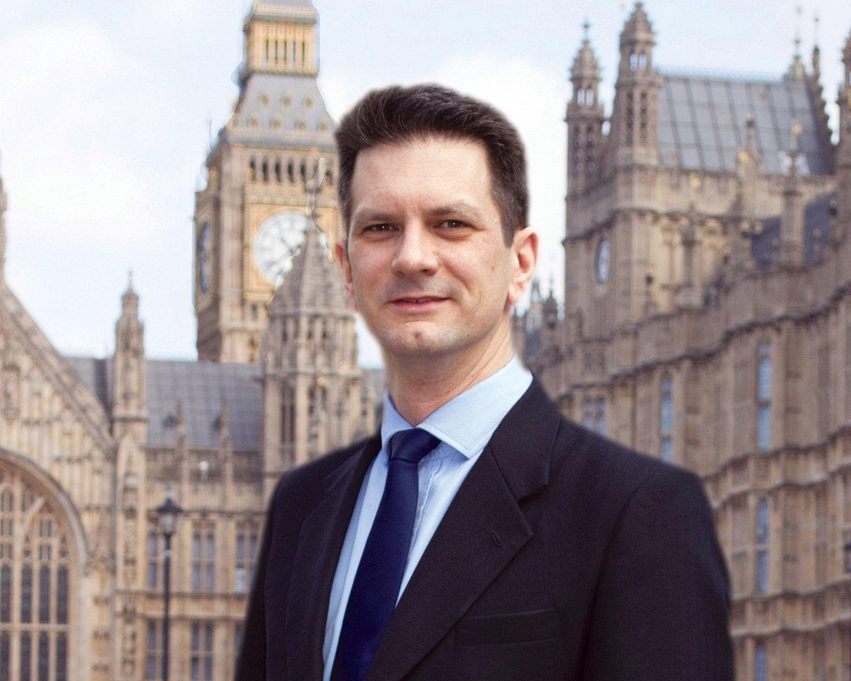 Eurosceptic MP Steve Baker joins cross-party 'no' campaign group