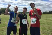 Hundreds of runners raise over £6000 for charity in weekend 10k race