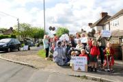 We need a zebra crossing on 'nightmare' road, say Marlow residents and parents