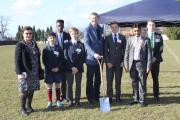 Royal Grammar School given £150,000 sports pitch boost