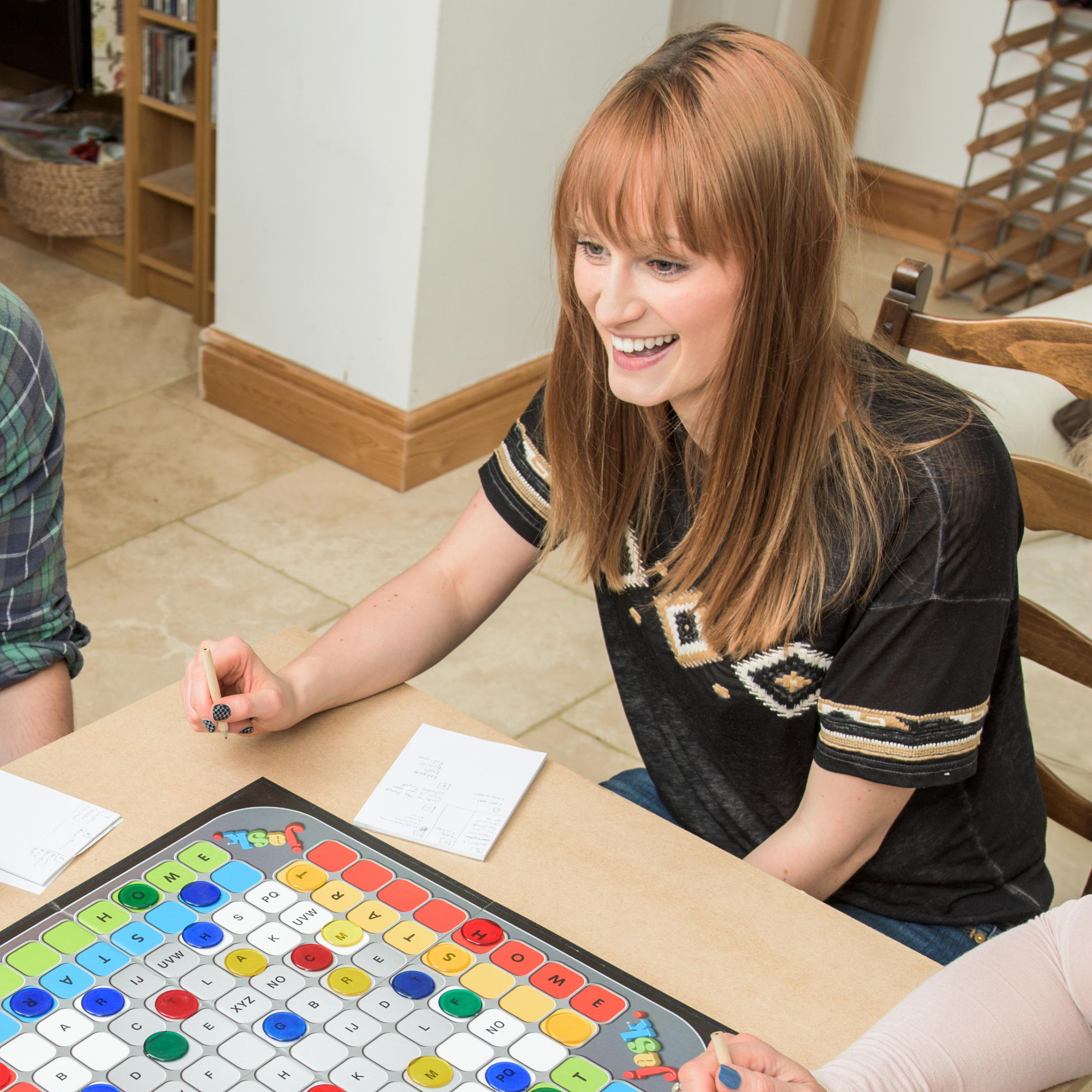 Board game inventor going global as he celebrates new deal