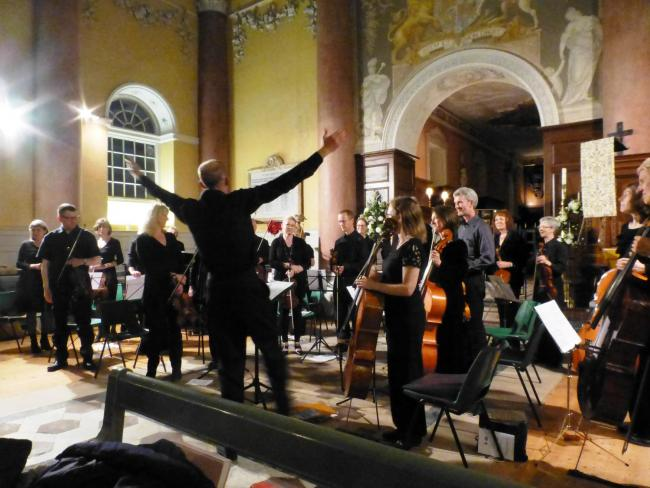 Review: The Chiltern Camerata - A Concert of Concertos