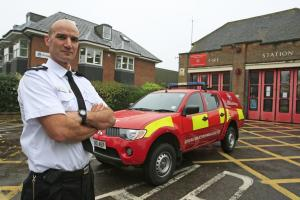 'Unfortunate and worrying' lack of firefighters for village fire station