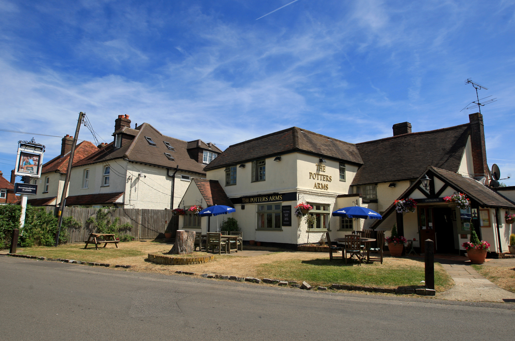 The Potters Arms, Winchmore Hill