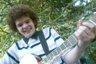 Jack Garratt as a 13-year-old, when he was interviewed by the BFP after reaching the Eurovision final