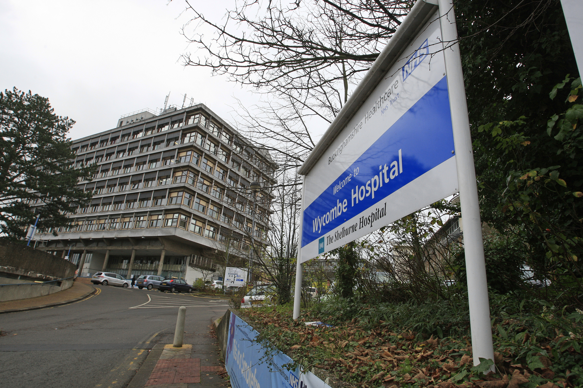 Picket line protests could take place outside Wycombe Hospital