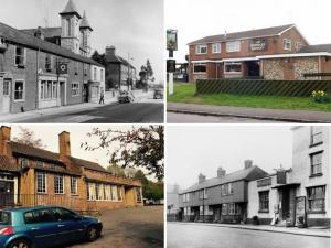 Bucks Free Press: IN PICTURES: Do you remember these 80 lost pubs of High Wycombe