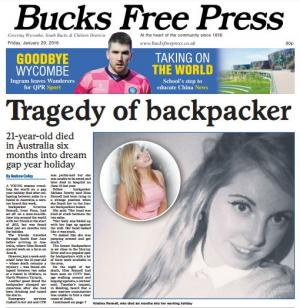 Bucks Free Press: Pick up your copy of the BFP in shops now, featuring all the latest news, views and events in…