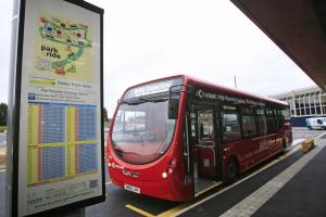 Bucks Free Press: New Park and Ride service launched in High Wycombe
