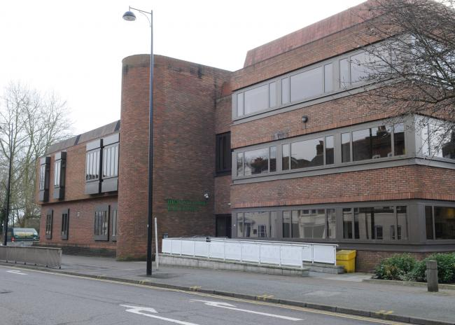 Wycombe Law Courts