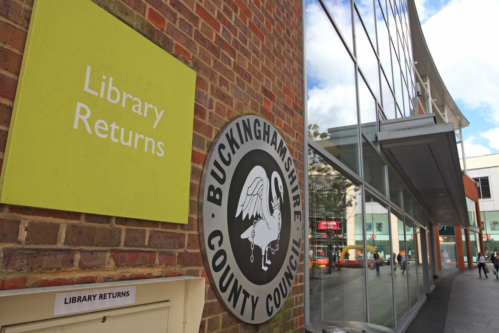 High Wycombe Library could soon be run by not-for-profit groups in a bid to save money