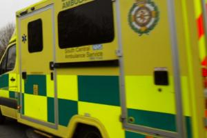 Man injured after motorcycle crash in High Wycombe