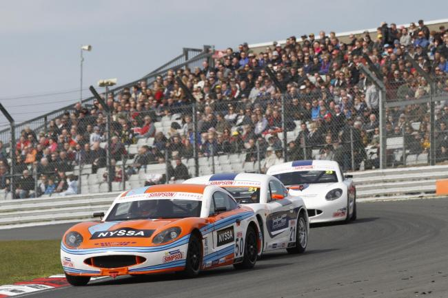 Nicosia holds off stiff competition at Brands Hatch over the weekend