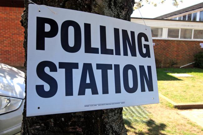 GENERAL ELECTION: Last day to register to vote
