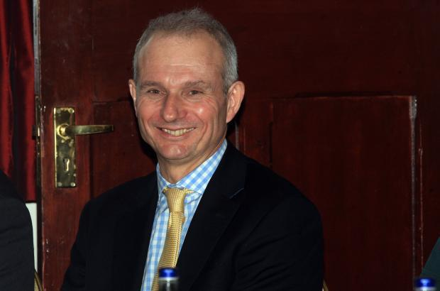 David Lidington, MP for Aylesbury