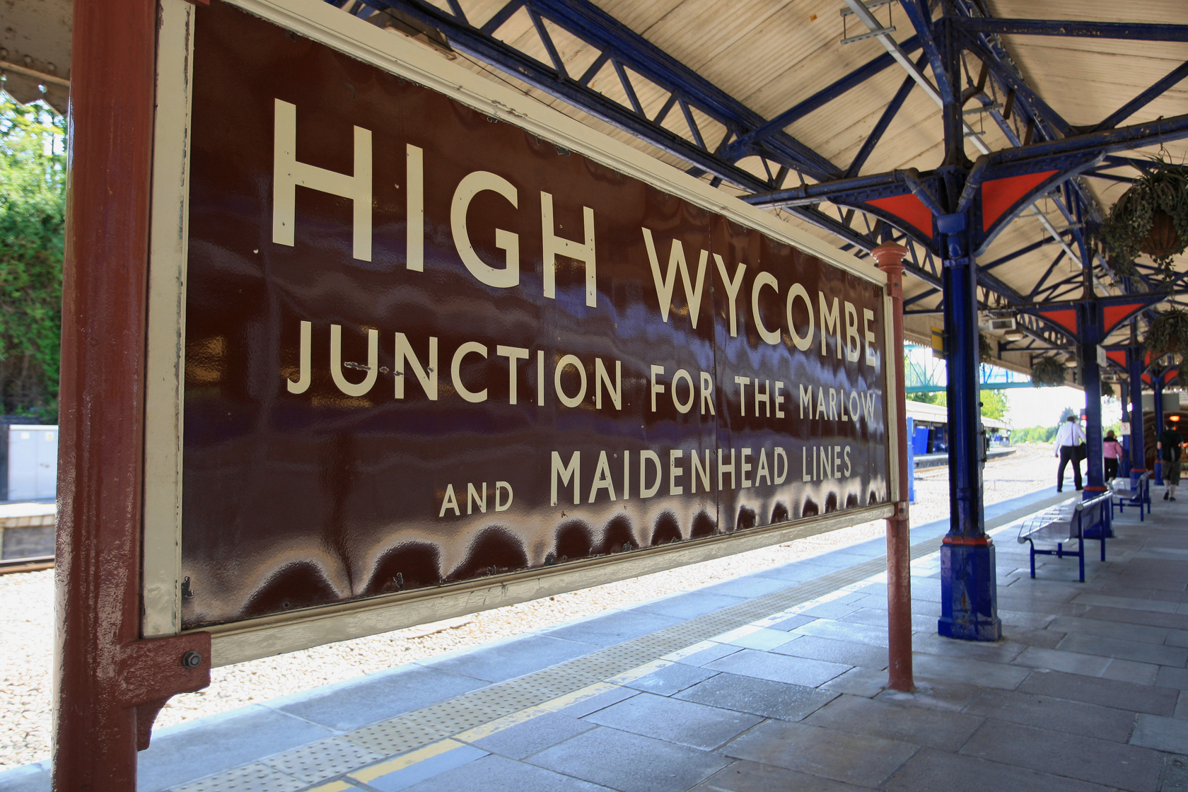 Could disused railway line out of High Wycombe really reopen?