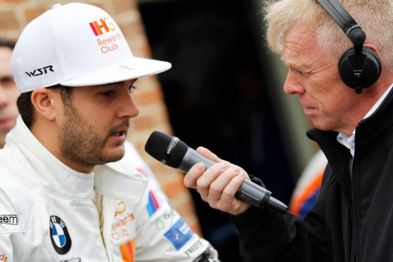 Jack Goff is now fifth in the BTCC drivers championship
