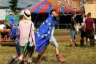 EU talk on the bill at Glastonbury but no polling station for festival-goers
