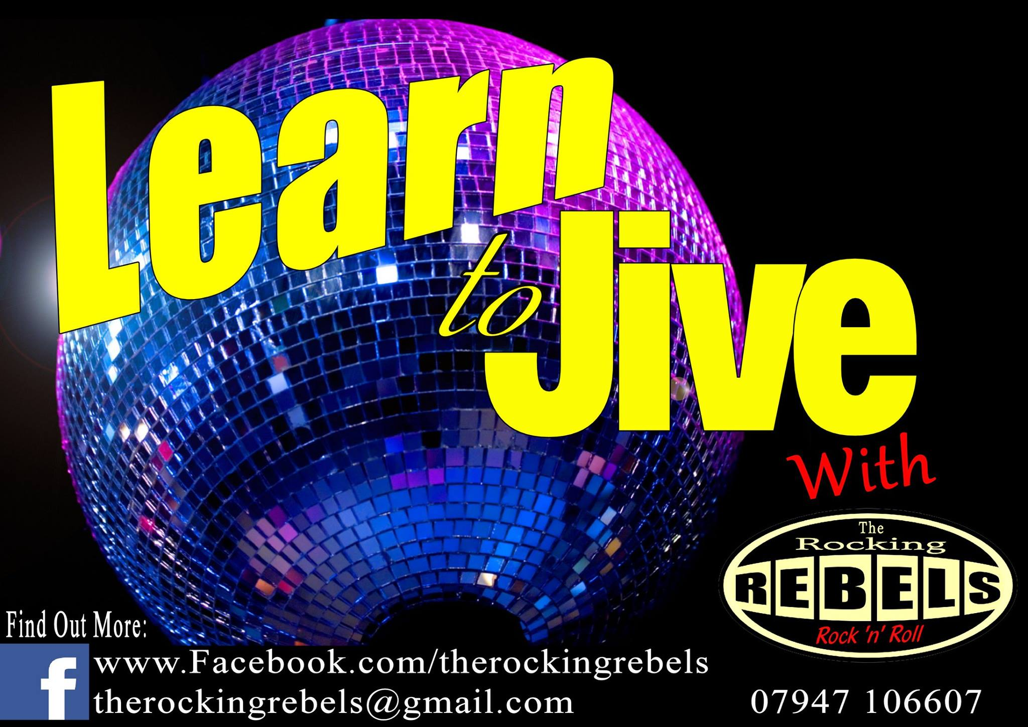 Learn to Jive Dance