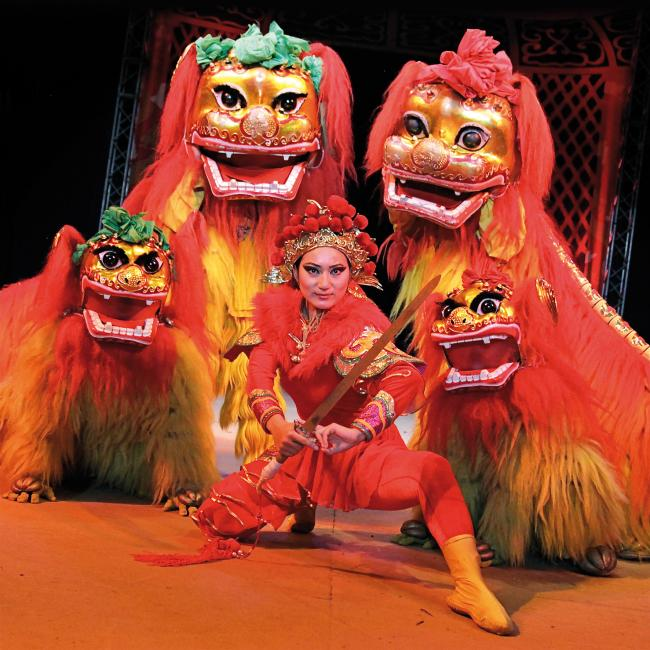 Chinese  State Circus is coming to Aylesbury