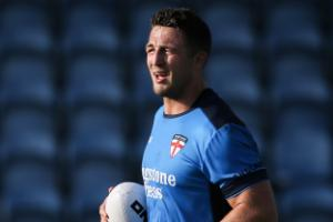 Sam Burgess ready to lead England where his international career took off