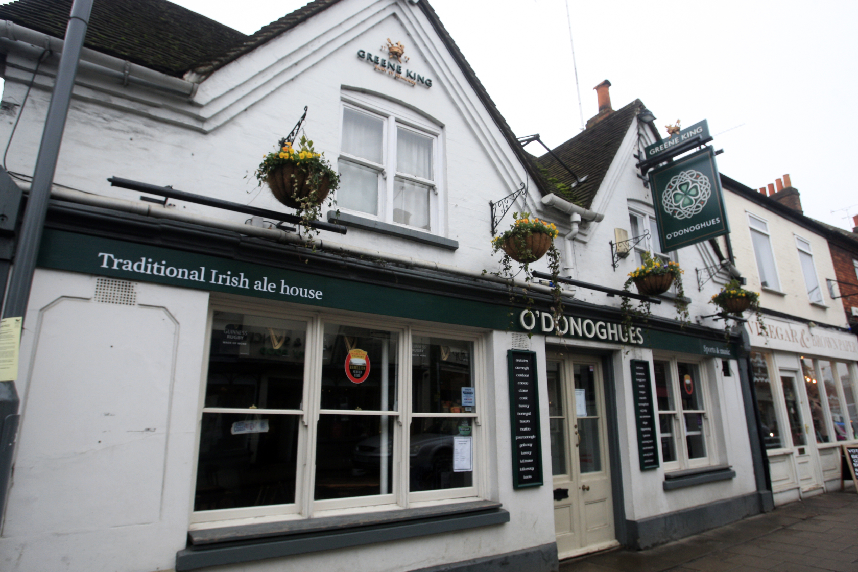 Popular pub's new name confirmed after celebrity chef takeover
