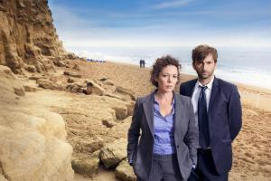 Broadchurch return gives ITV biggest drama audience since Downton Abbey in 2015