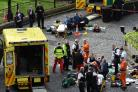 Four dead as knifeman brings terror to heart of Westminster