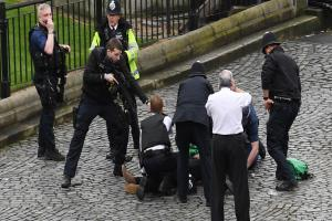 How the Westminster terror attack unfolded