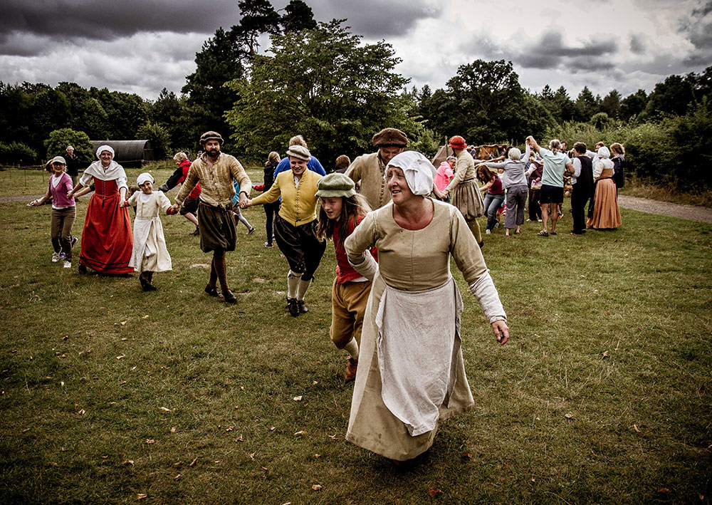 Tudor Times August Bank Holiday Event