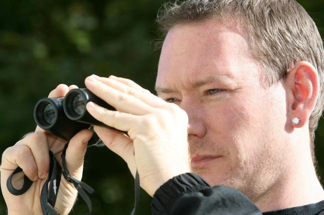 Bird-watching Woodford Green Pastor Daniel Erickson-Hull has been jailed for having indecent images of children