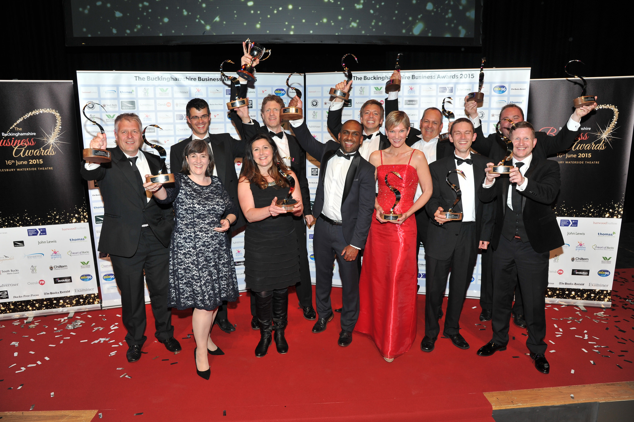Bucks Business Awards finalists unveiled ahead of glittering ceremony