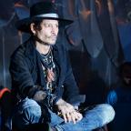 Bucks Free Press: Johnny Depp duetted with Kris Kristofferson at Glastonbury