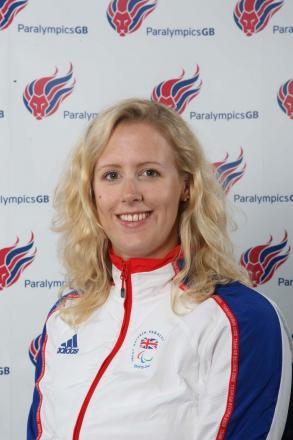 Paralympian Naomi Riches will lead the walk